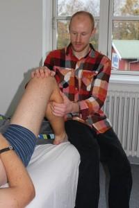Body-sds behandling læg nær, Simon _ lille